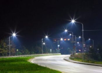 روشنایی خیابانی